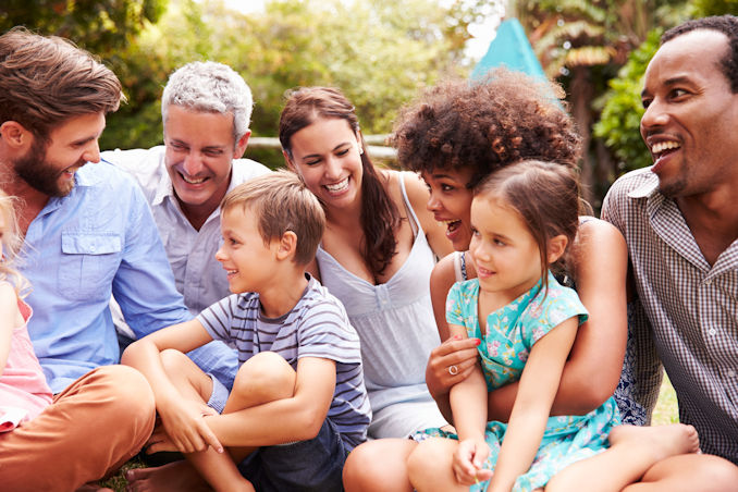 coping skills, coping with disaster, family and friends