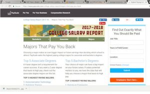 research, cost of college, college debt, financial success